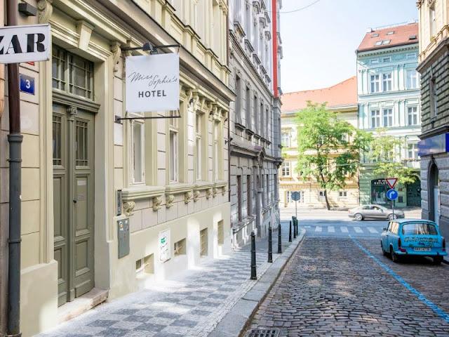 Miss Sophie's Hotel (Praga)
