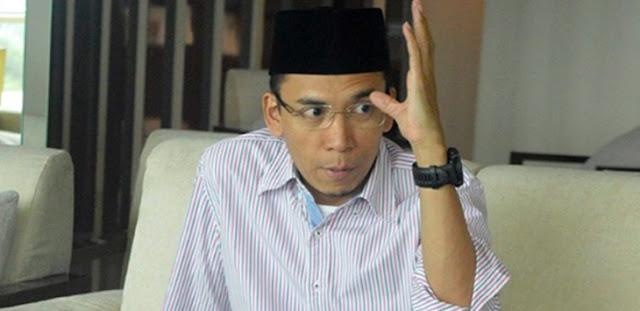 Tamat Sudah TGB, Warga NTB Gak Simpatik Lagi Kalau Dukung Jokowi!