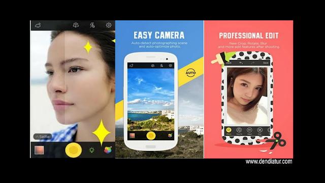 Camera 360 :aplikasi kamera terbaik untuk android