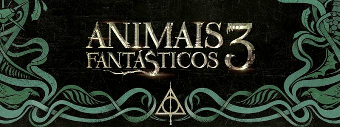 Revelada a data de Animais Fantásticos 3