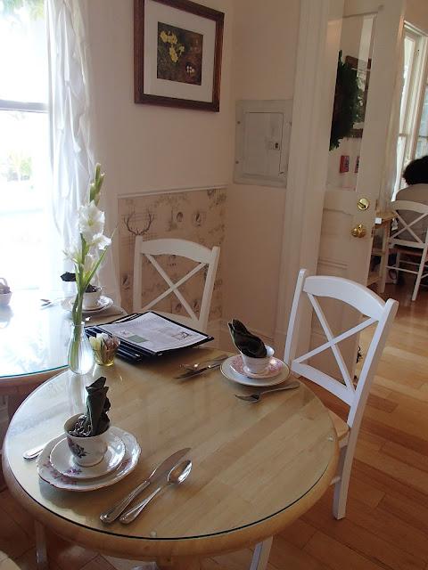 Muir S Tea Room Menu