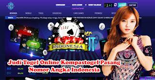 Judi Togel Online Kompastogel Pasang Nomor Angka Indonesia