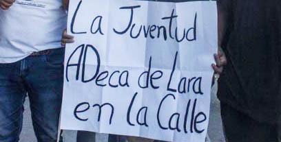 """""""MARCHA DE LA REBELDÍA JUVENIL"""" ESTE VIERNES DESDE EL TEATRO JUARES"""