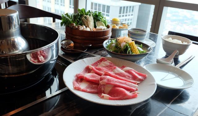 Shabu Gen Sebagai Best Japanese Restaurant Jakarta