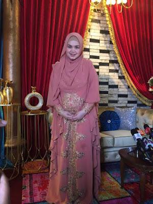 Dato Siti Nurhaliza Umum Berita kehamilan