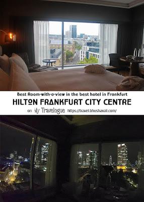 Best Room-with-a-view HILTON FRANKFURT Pinterest