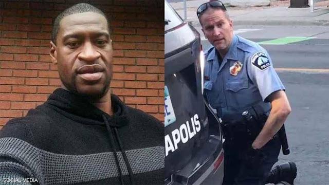 مفاجأة في قضية الجريمة العنصرية بالولايات المتحدة .. الشرطي وضحيته عملا معاً