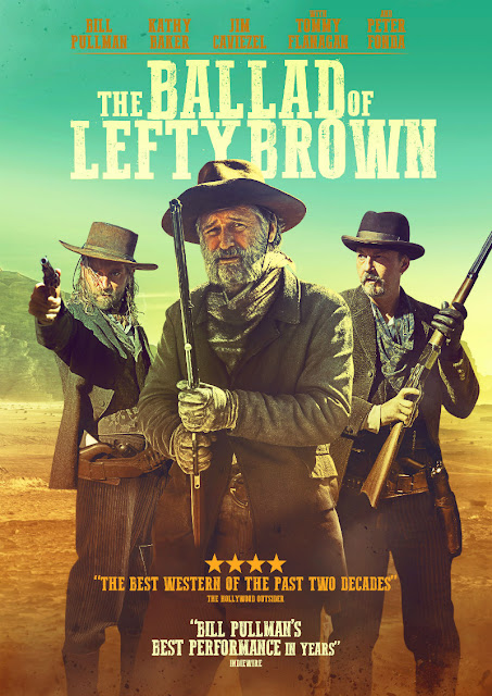 THE BALLAD OF LEFTY BROWN dvd