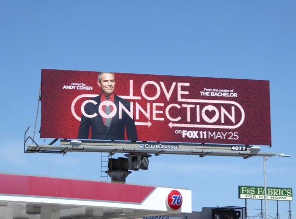 Love Connection season 1 billboard