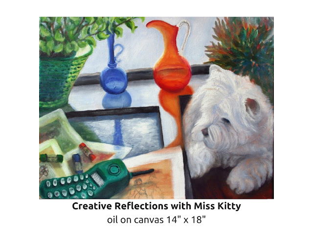 Pet Portraits: Creative Inspirations with Miss Kitty by Minaz Jantz