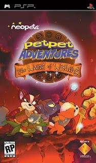 Cheat Neopets: Petpet Adventures: The Wand of Wishing PSP PPSSPP