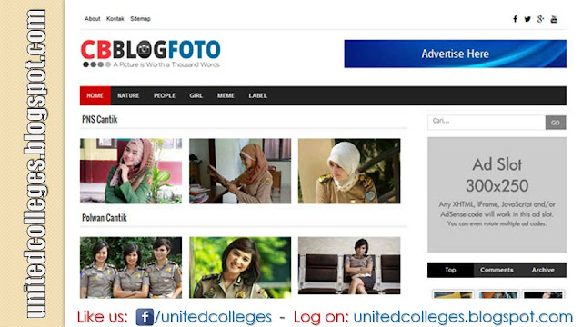 CB Blog Foto (Photo Gallery) Responsive Blogger Template. CB Blog Foto Blogger Template Demo and Download Link. Features of CB Blog Foto Blogger Template.