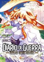 Diario de gerra: Saga of Tanya The Evil #9