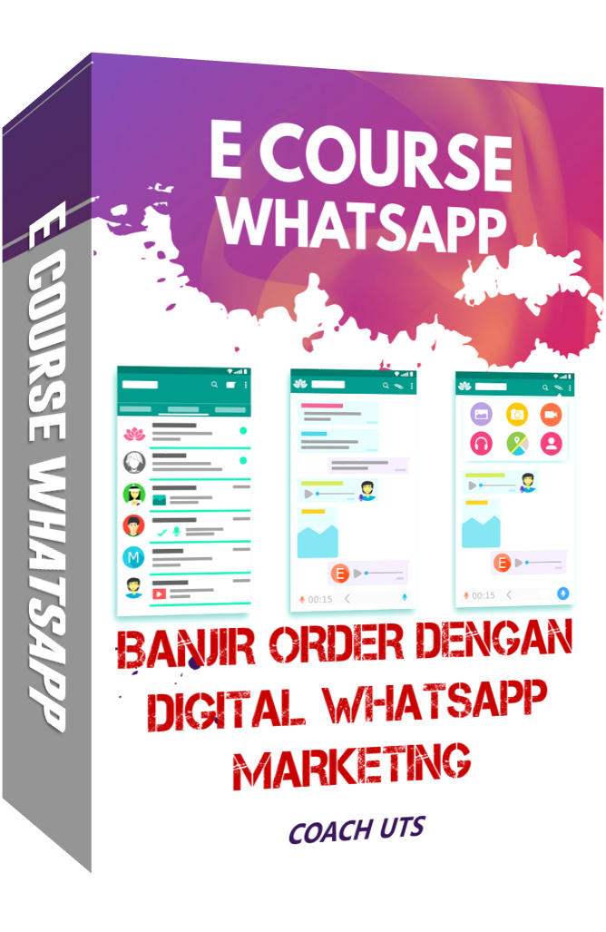 Banjir Orderan Dari Whatsapp