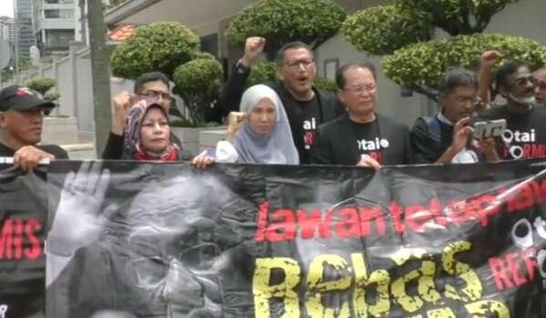 DAP Dan PKR Minta Bantuan Amerika Memberi Tekanan Kepada Makaysia