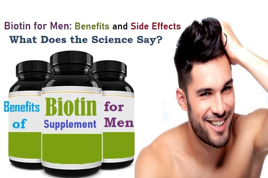 Biotin for Men