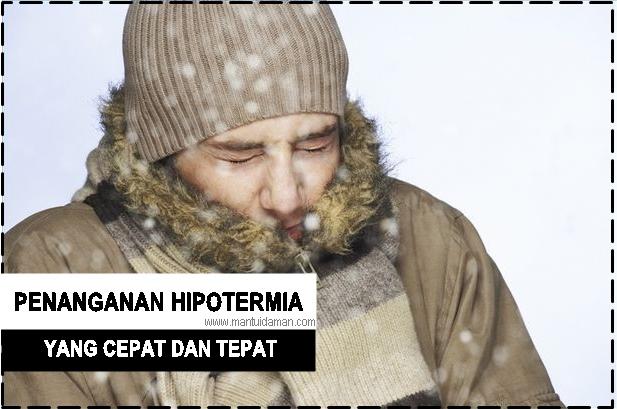 penanganan hipotermia