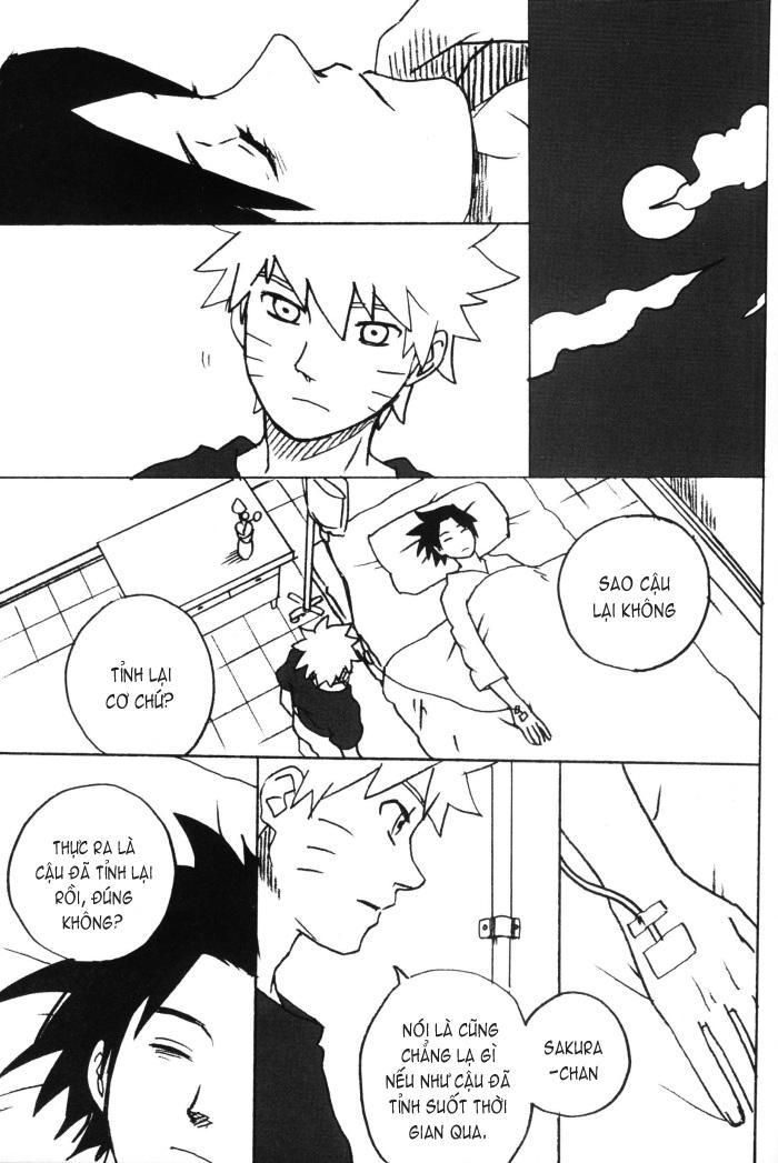 Hình ảnh truyentranh8.com 007 in Naruto Doujinshi - White paper