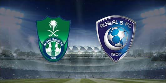 مباراة الهلال والأهلي السعودي اليوم 7 يناير 2020 في الدوري السعودي