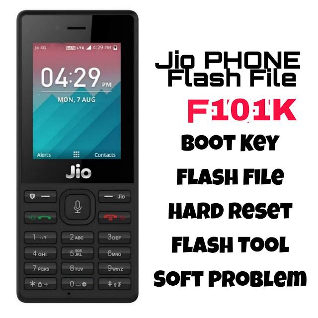 LYF Jio F101K Flash File And Tool – TestedFirmware File