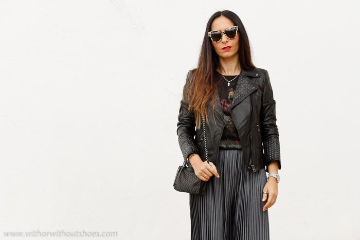 Blogger influencer de moda de Valencia con ideas para vestir
