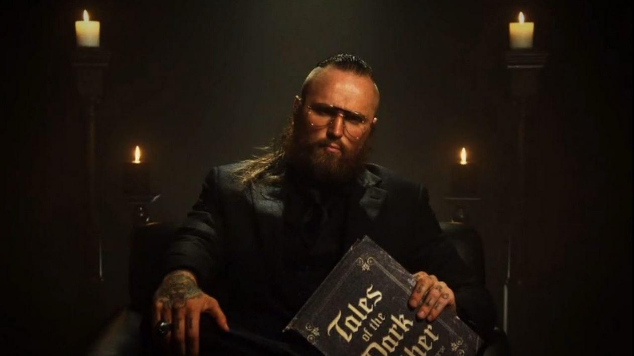 Aleister Black retorna no Friday Night SmackDown