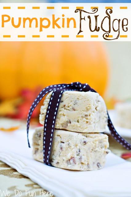 Pumpkin Fudge 27 Amazing Apple and Pumpkin Recipes for Fall 64
