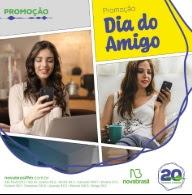 Promoção Dia do Amigo Nova Brasil 2020 iPhone 11