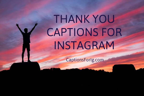 Thank-You-Captions