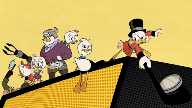 Análise Crítica – Ducktales: 1ª Temporada