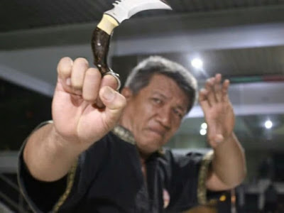 Kurambik, Senjata Silat Harimau, Kurambik sebagai Senjata Silat Harimau