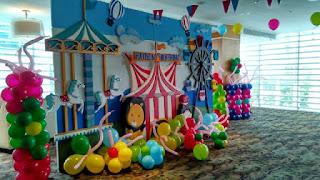 meriahkan acara ulang tahun dengan balon dan styorofom
