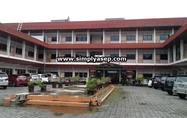 Hotel Sentosa Singkawang.  Asep Haryono/www.simplyasep.com