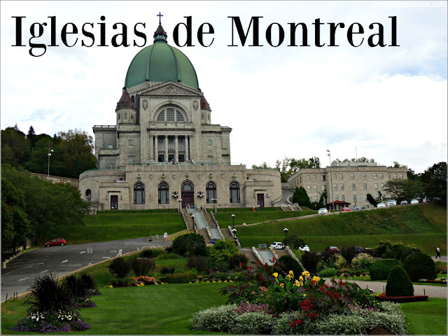Ruta por las Iglesias de Montreal