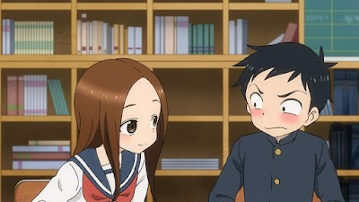 Karakai Jouzu no Takagi-san Subtitle Indonesia 1 – 12(END) + OVA