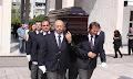 Θλίψη στην κηδεία της ηθοποιού Σοφίας Ολυμπίου (φωτο)