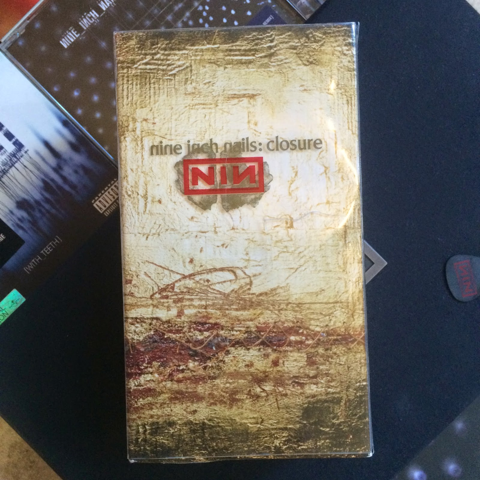 rare nine inch nails collection