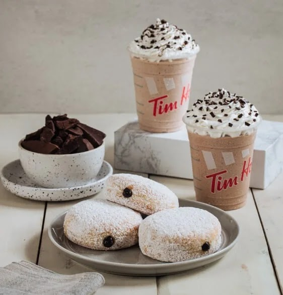 Tim Hortons gives choco lovers a good reason to #makeyourdaygood with these chocolicious treats!