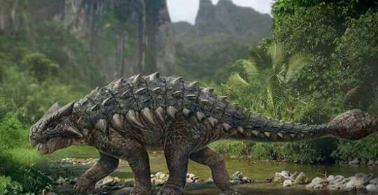 الانكيلوصورس