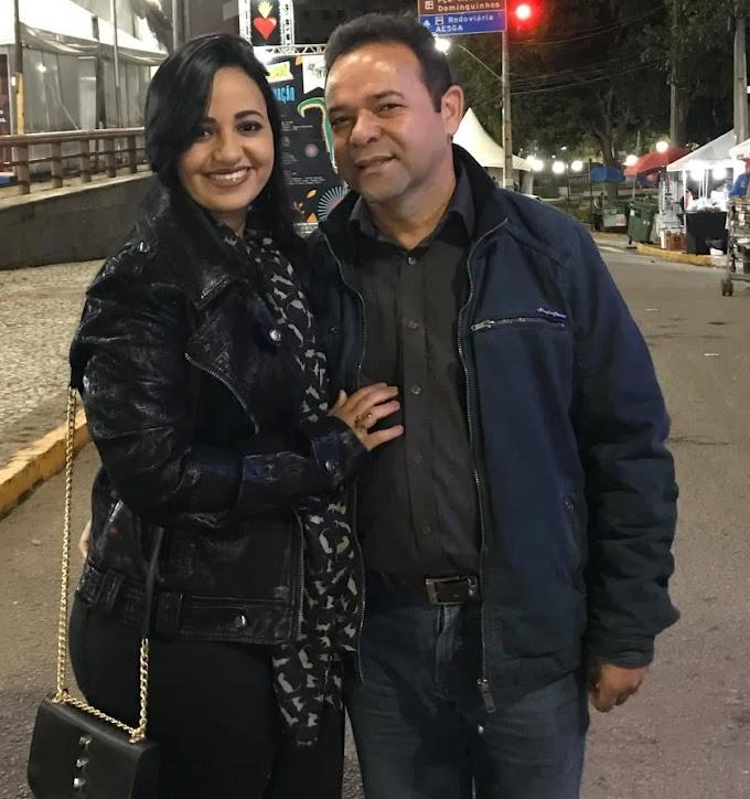 Karla Danielle esposa do vice-prefeito de Canhotinho será candidata a vereadora
