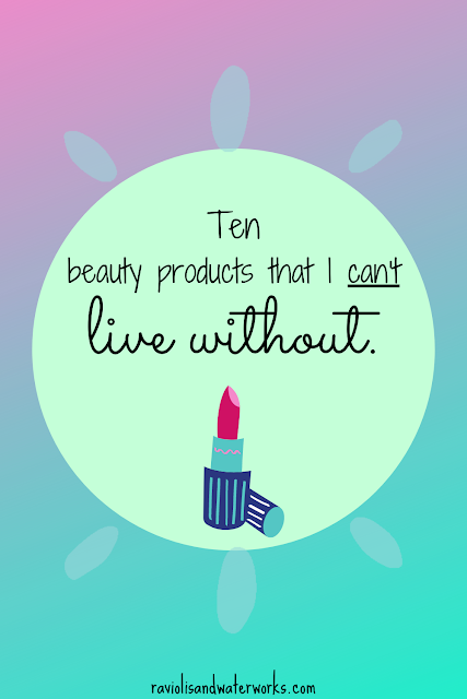 best beauty products to use every day; how to achieve a natural look; how to be naturally beautiful products; drugstore beauty products to use everyday for a natural look