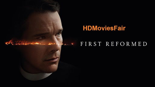 First Reformed 2017 banner HDMoviesFair