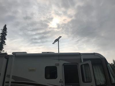 Dark Skies, Soldotna, Alaska
