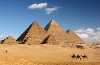 الدولة التي فيها اهرام اثرية اكثر من مصر