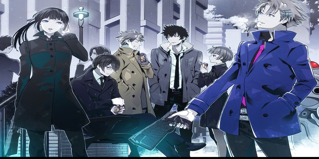 Psycho Pass S2 BD Subtitle Indonesia