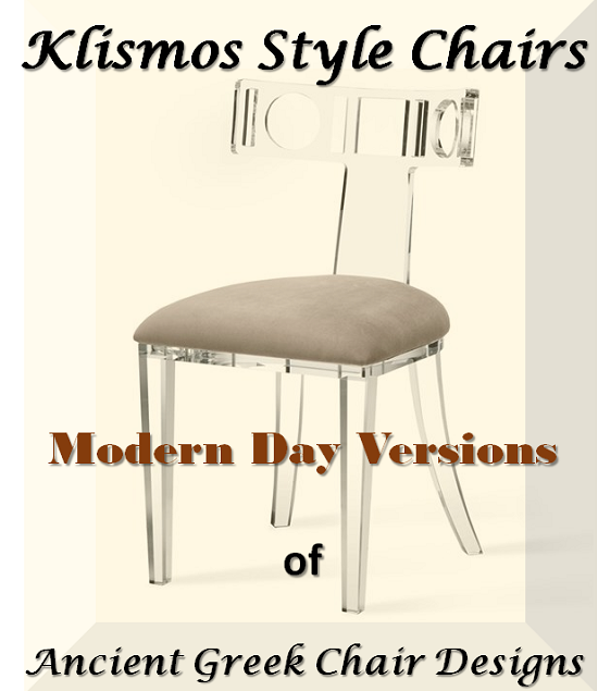 Swell Simple Interior Concepts Klismos Style Chairs Modern Unemploymentrelief Wooden Chair Designs For Living Room Unemploymentrelieforg