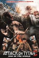 Ataque a los Titanes 2: El Fin del Mundo / Attack on Titan 2: End of the World