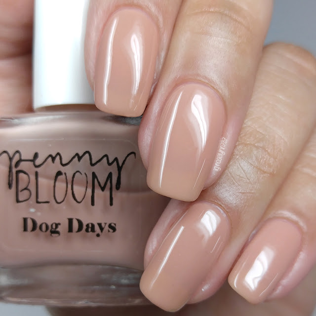 Penny Bloom Nail Polish - Dog Days