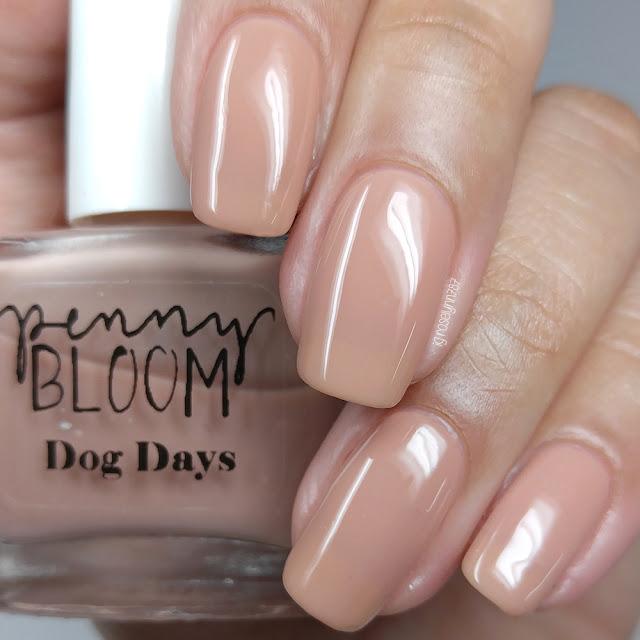 Penny Bloom Nail Polish - Dog Days