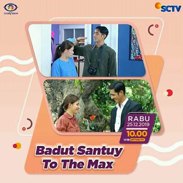 Daftar Nama Pemain FTV Badut Santuy To The Max SCTV Lengkap